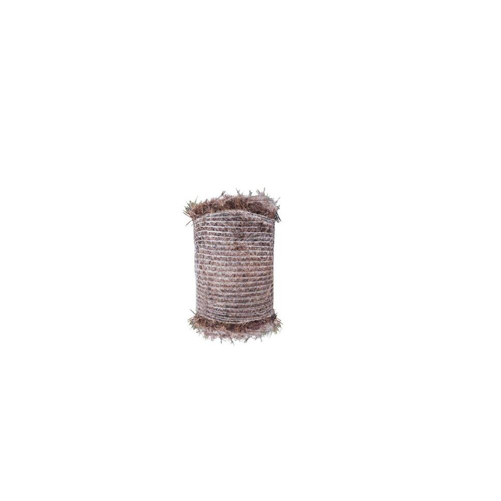 Rolled Pine Straw-826670 - The Home Depot