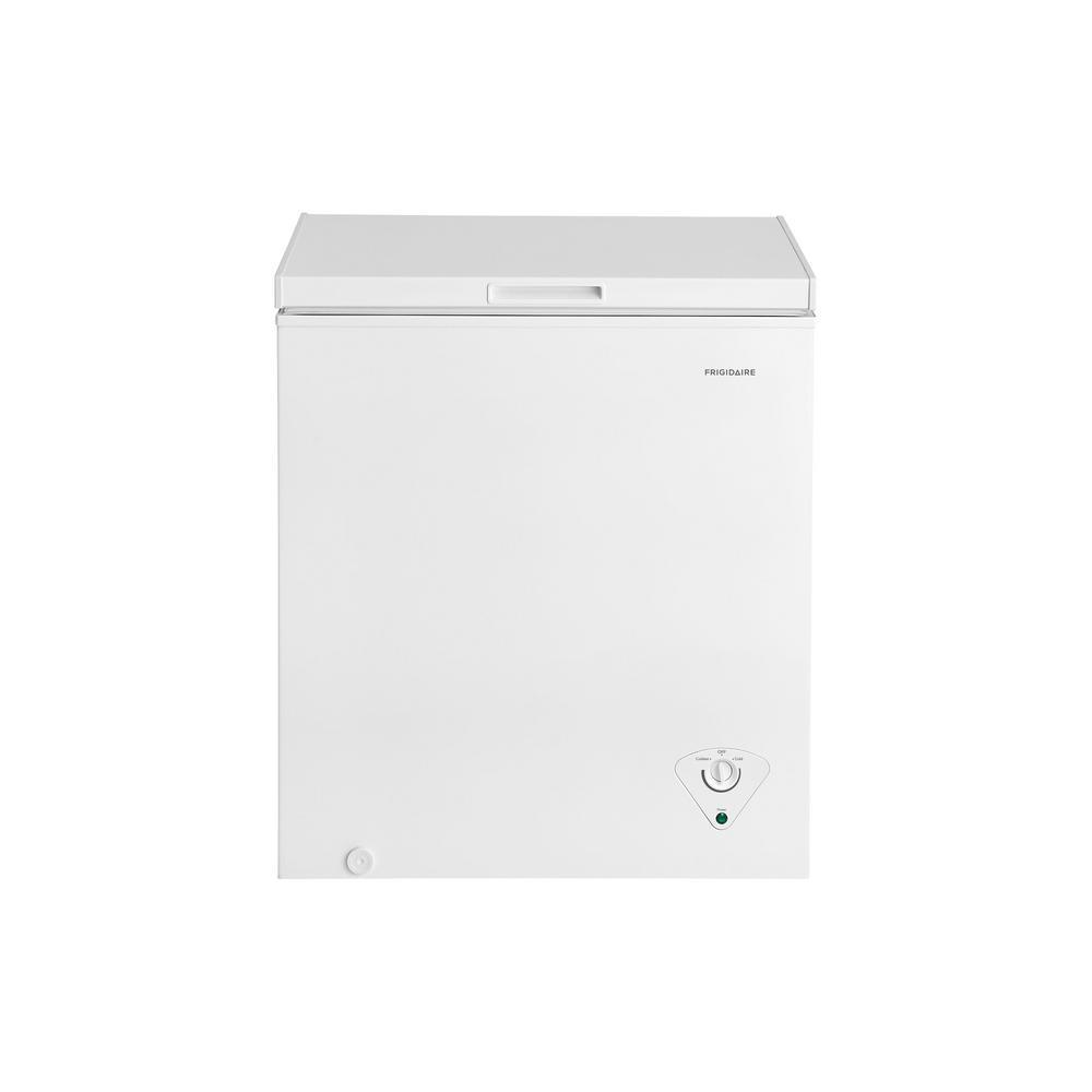 Frigidaire 5.0 cu. ft. Chest Freezer in White