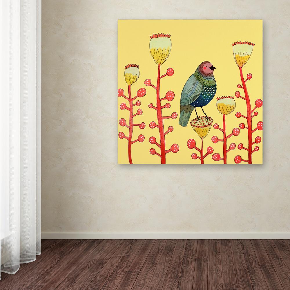 Trademark Fine Art 35 in. x 35 in. \