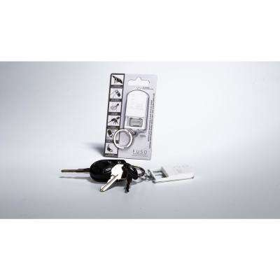 Micro-Light Smartphone Stand with Key Chain in White Col, Bottle Opener, Microlight, Can Opener, Mobile Phone Stand