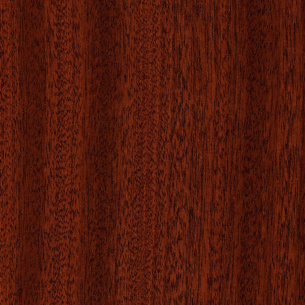 Home legend matte corbin mahogany 3 8 in thick x 5 in for Mahogany flooring