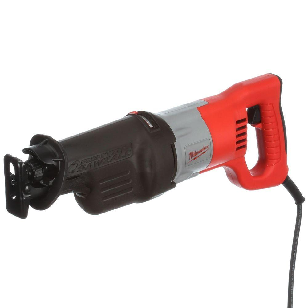 Milwaukee 13 Amp SAWZALL Orbital Reciprocating Saw