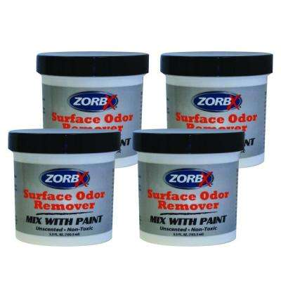 Surface Odor Remover Paint Additive (4-Pack)