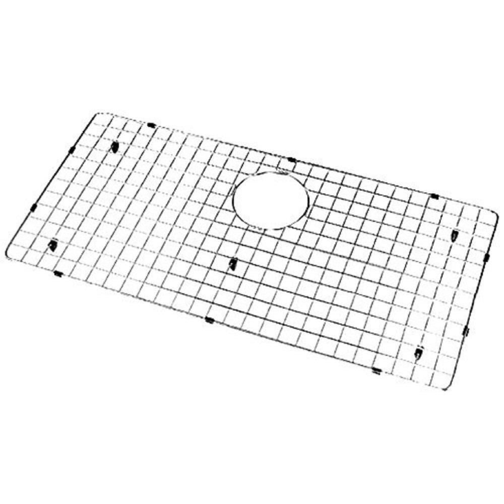 Wirecraft 30.3 in. Stainless Steel Bottom Grid