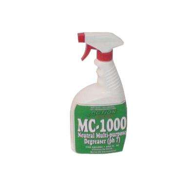 1-32 oz. Bottle W/Sprayer Organic Neutral All-Purpose Cleaner with Available Cherry Scent (at 50% Concentrate)