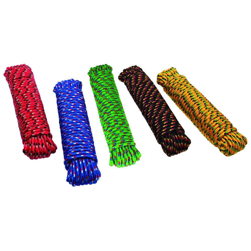 3/8 in. x 100 ft. Diamond-Braid Poly Rope