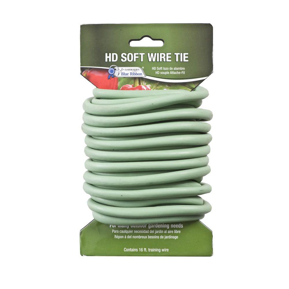 Heavy-Duty Soft Wire Tie