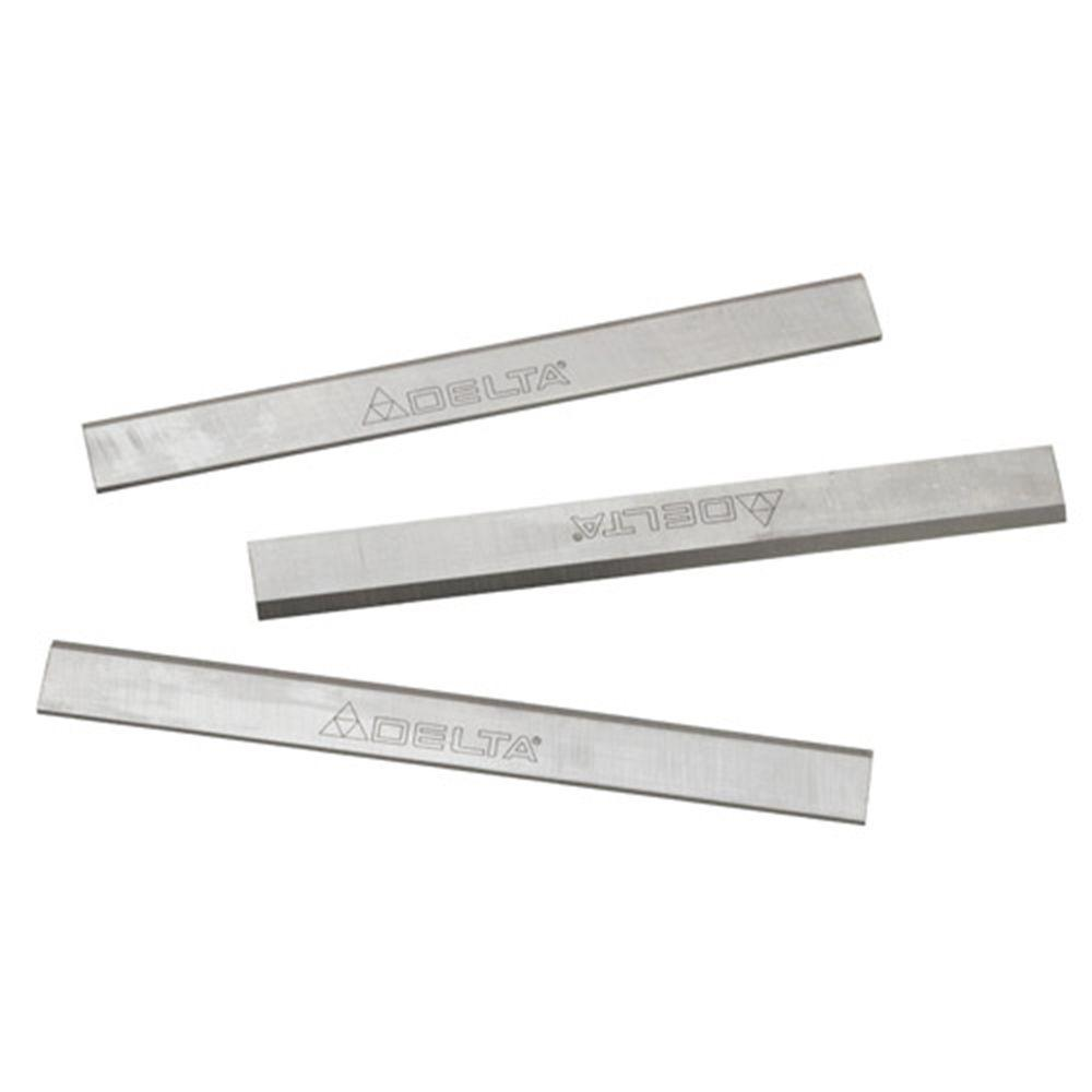 Delta Replacement 6 In Industrial Jointer Knives