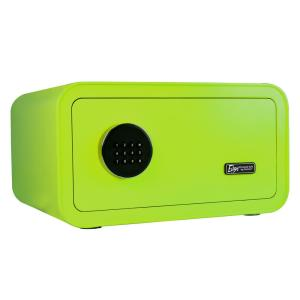 Cannon Edge Series 1.2 cu. ft. Electronic Personal Security Safe in Green by Cannon
