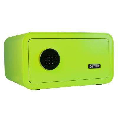 Edge Series 1.2 cu. ft. Electronic Personal Security Safe in Green