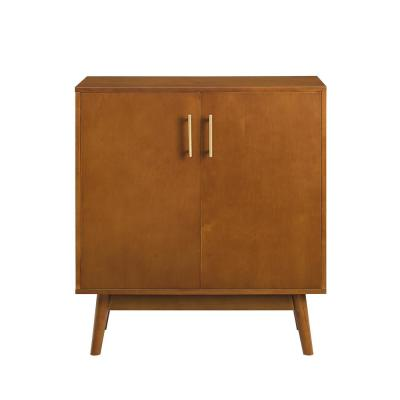 30 in. Acorn Mid Century Modern Accent Cabinet