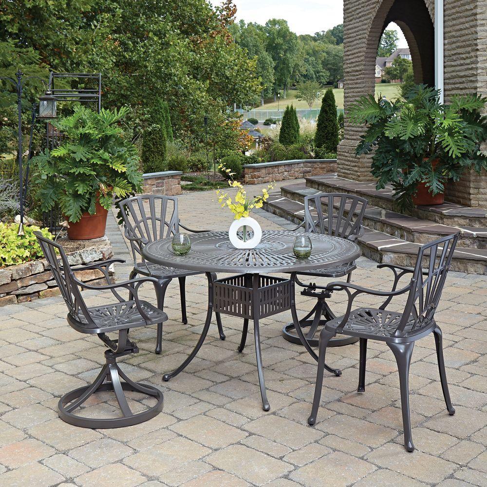 Dmi Furniture Home Styles Largo 5-Piece Patio Dining Set
