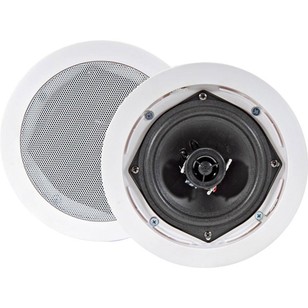 Pyle 8 in. 250-Watt 2-Way In-Ceiling Speaker