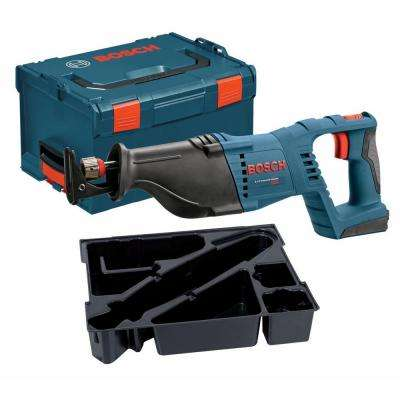 18-Volt Lithium-Ion 4 in. Reciprocating Saw with Insert Tray for L-Boxx 3 (Tool-Only)