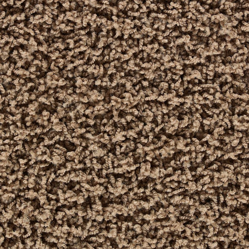 Martha Stewart Living Chatsworth Ganache - 6 in. x 9 in. Take Home Carpet Sample-DISCONTINUED