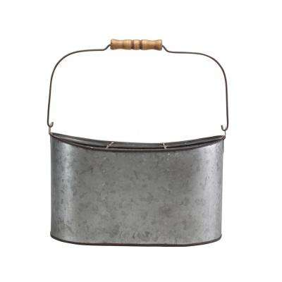 Metal Garden Tool Caddy