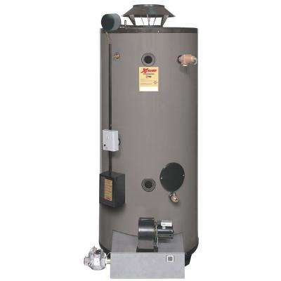 Commercial Xtreme Heavy Duty 90 Gal. 550K BTU Natural Gas Tank Water Heater