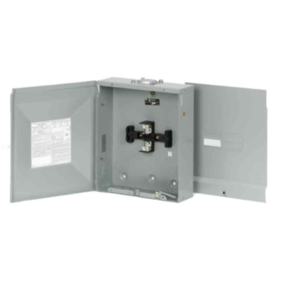 125 Amp 4-Space 8-Circuit Type BR Mail Lug Load Center NEMA