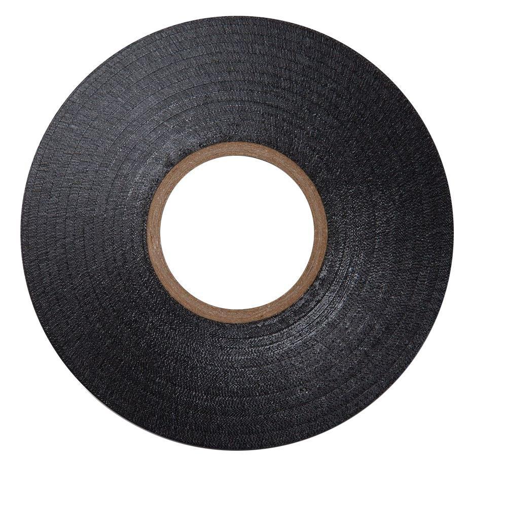 Scotch 3/4 in. x 15 ft. x 0.0300 in. 2242 Electrical Splicing Tape, Black