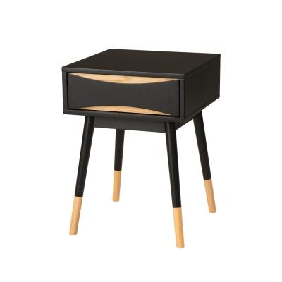 21.65 in. Multi-color Modern Oslo End Table