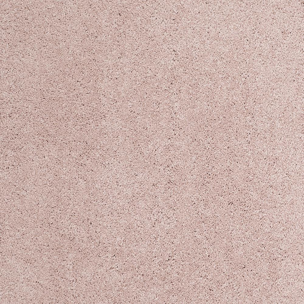 LifeProof Carpet Sample - Coral Reef I - Color Antique Rose Texture 8 in. x 8 in.