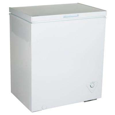 Kool 5.0 cu. ft. Chest Freezer in White