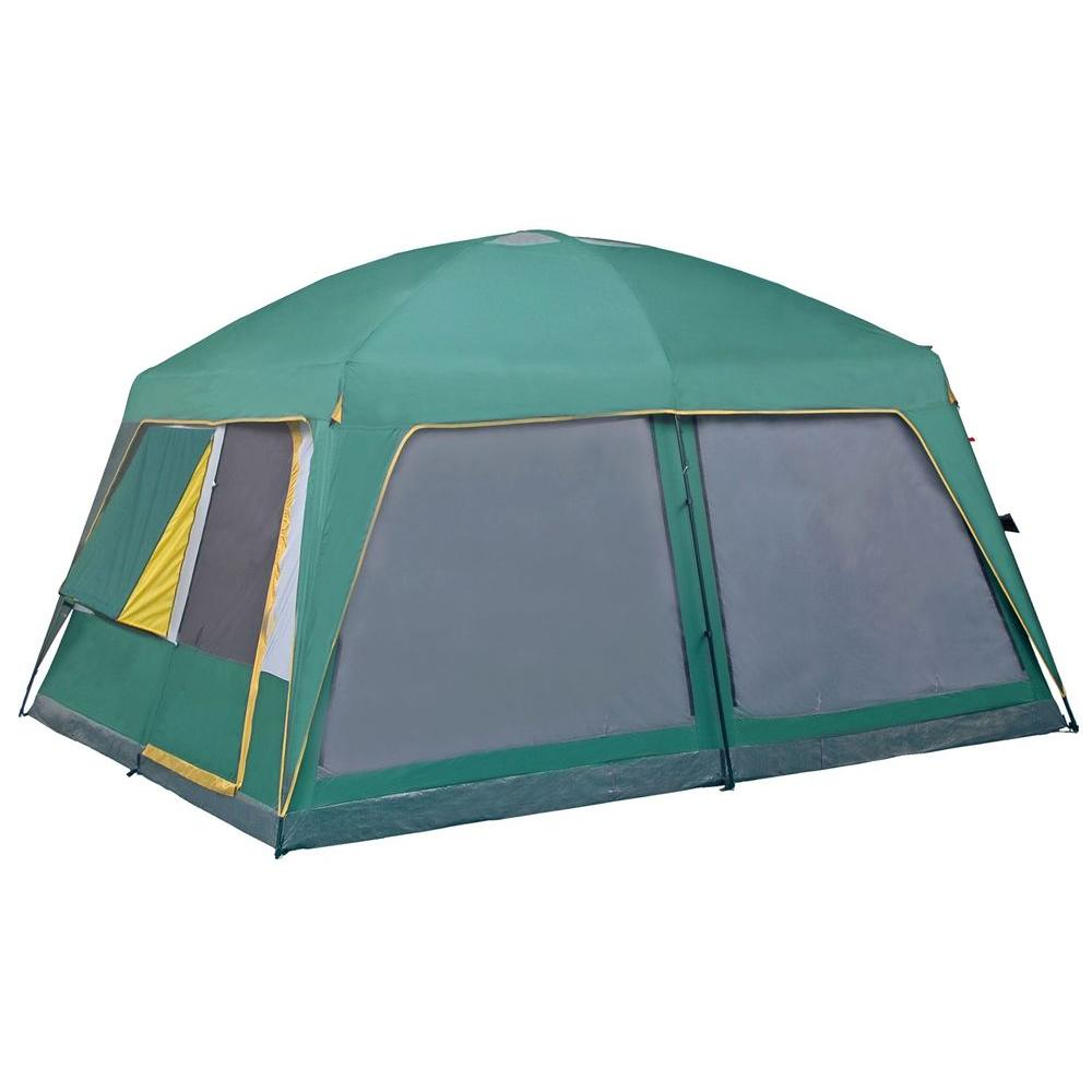 GigaTent Wiledcat Mountain 10-Person Cabin Tent  sc 1 st  Home Depot & GigaTent Wiledcat Mountain 10-Person Cabin Tent-FT004 - The Home Depot