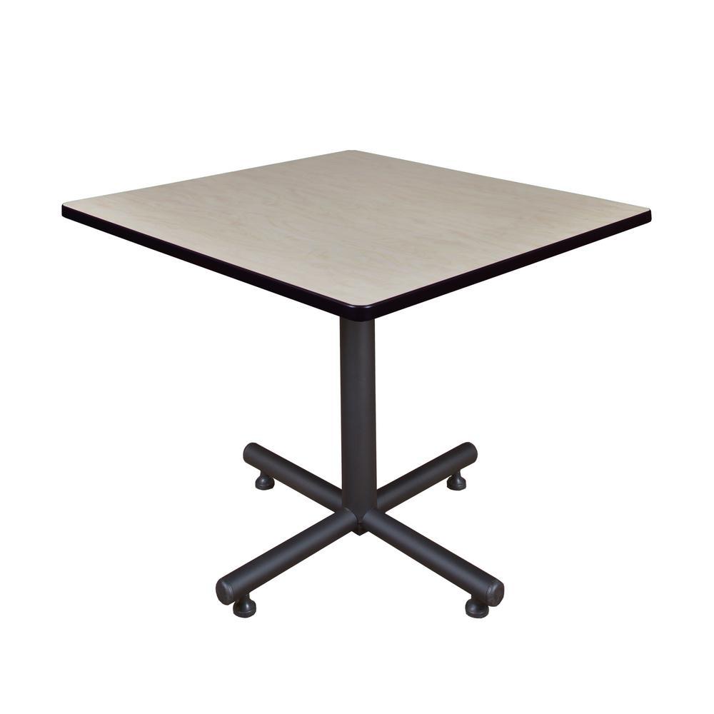 Kobe Maple 42 in. Square Breakroom Table
