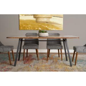 Rst Brands Logan 2 Piece Wood Dining Table Ip Rp7339