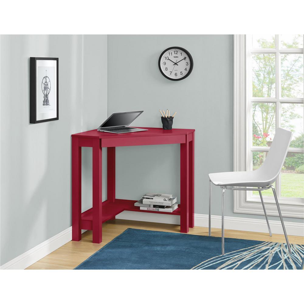 Altra Furniture Parsons Red Desk