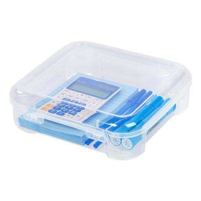6 in. x 6 in. Portable Project Case Clear