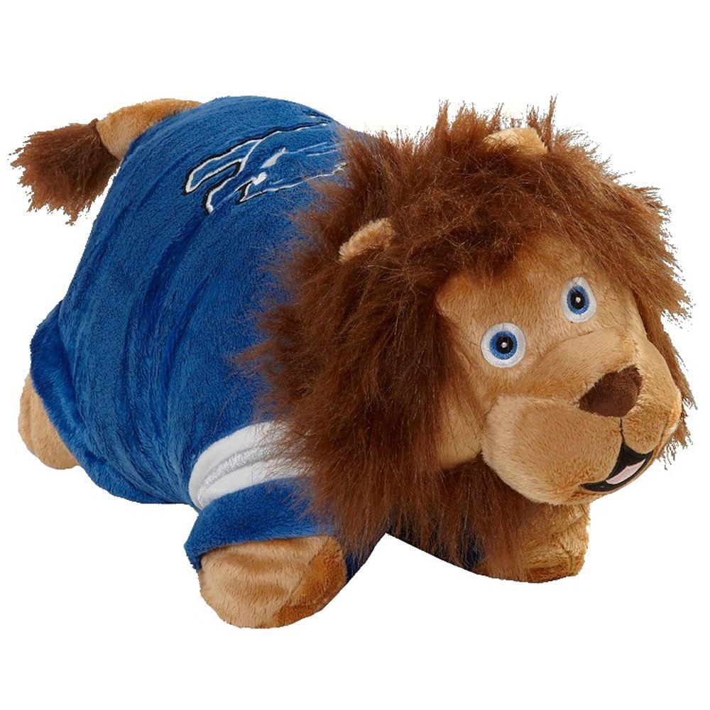 Fabrique Innovations Detroit Lions Pillow-DISCONTINUED
