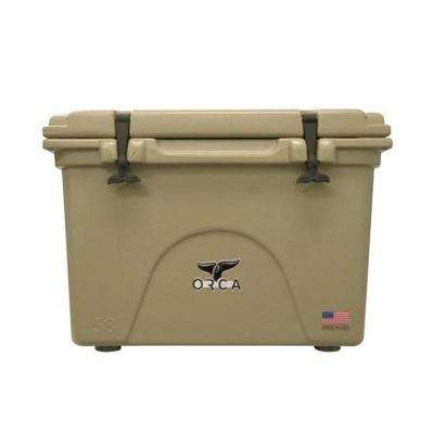 ORCA Tan 58 Qt. Cooler