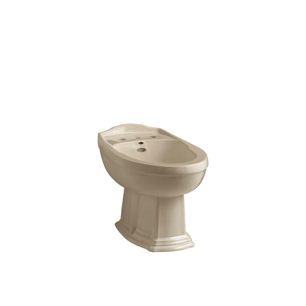 KOHLER Portrait Elongated Bidet in Mexican Sand-DISCONTINUED