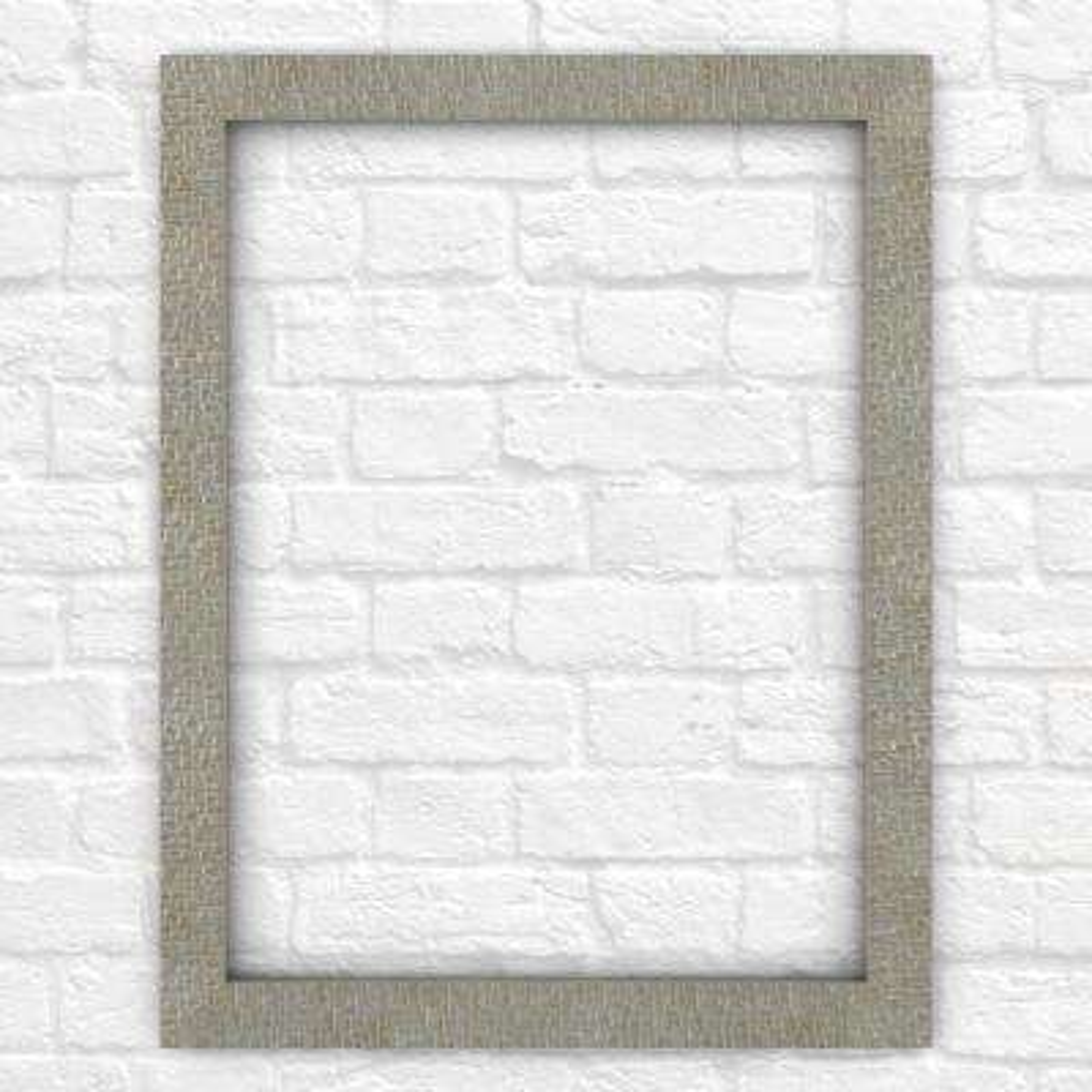 28 in. x 36 in. (M1) Rectangular Mirror Frame in Stone Mosaic