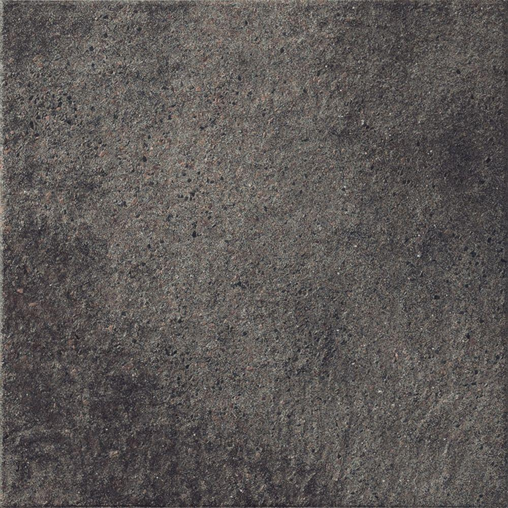 Marazzi porfido 6 in x 6 in charcoal porcelain floor and wall charcoal porcelain floor and wall tile dailygadgetfo Gallery