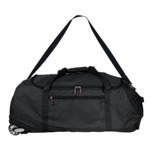 b54a809037 Denco NCAA Oregon 36 in. Checked-In Rolling Duffel in Black-CLODL801 ...