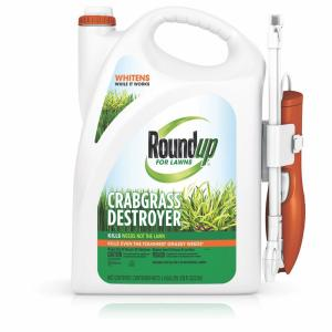 Lawns Crabgrass Destroyer Ready-to-Spray with Extended Wand