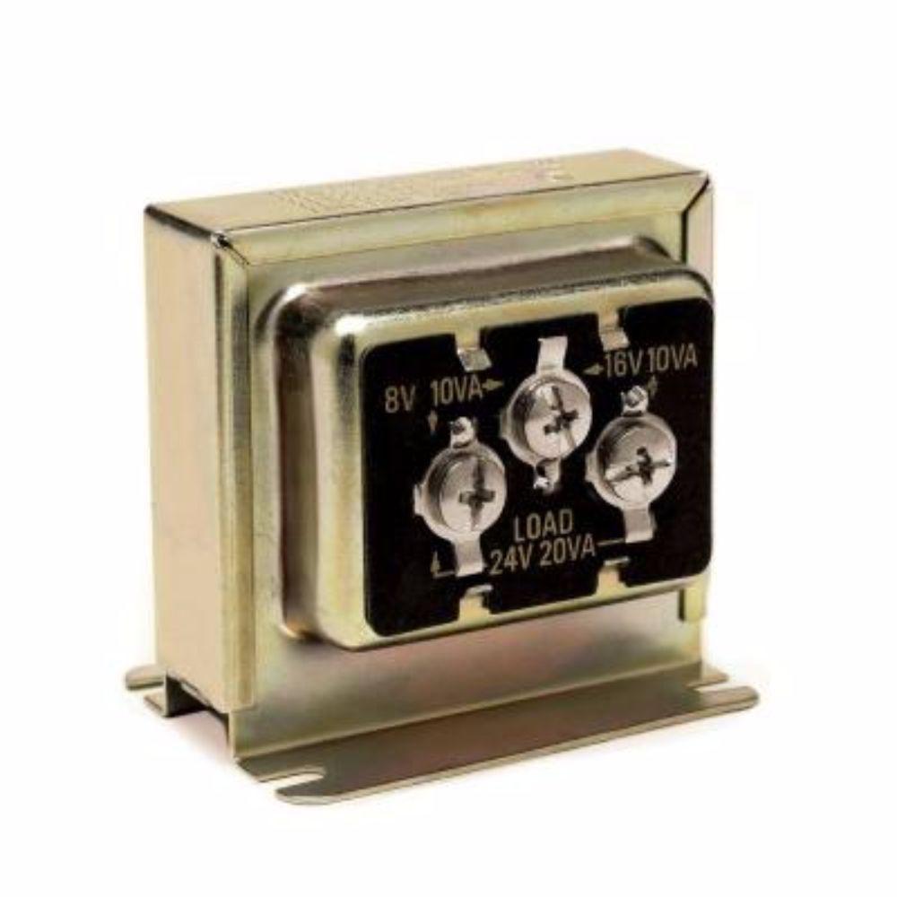 Multi-Voltage Wired Doorbell Transformer