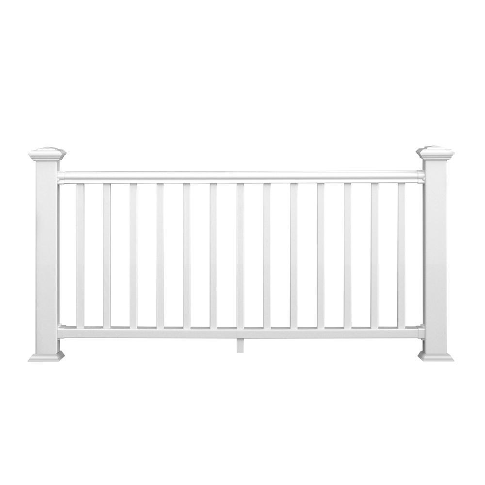 Deck Railing Systems - Deck & Porch Railings - The Home Depot