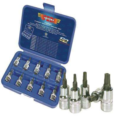 5-Point Security Driver Set (10-Piece)