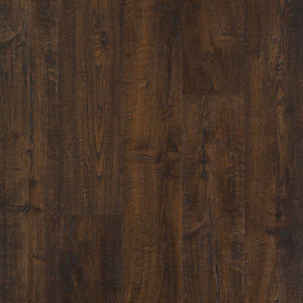 Pergo outlast java scraped oak laminate flooring 5 in for Laminate flooring samples