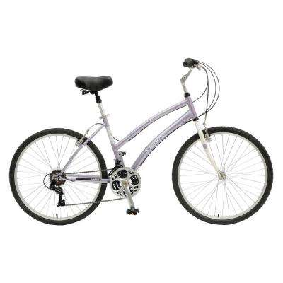 Premier 726L Comfort Bicycle, 26 in. Wheels, 17 in. Frame, Women's Bike in Purple