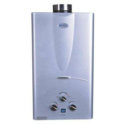 3.1 GPM Liquid Propane Gas Digital Panel Tankless Water Heater