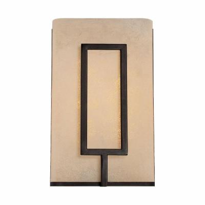 Regatta Burnished Bronze Interior LED Bath Vanity Light