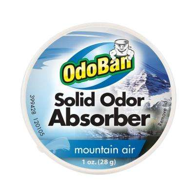 1 oz. Mountain Air Solid Odor Absorber