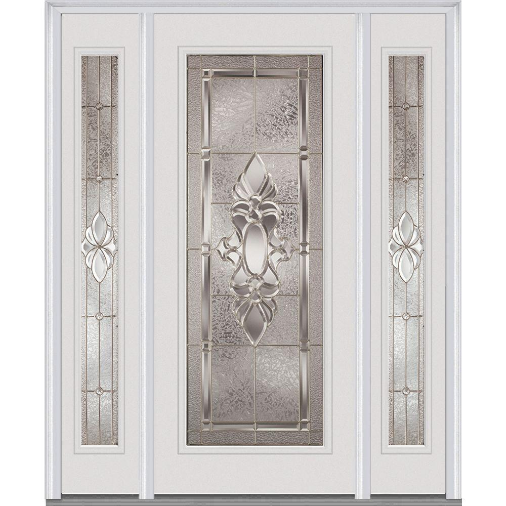 MMI Door 60 In. X 80 In. Heirloom Master Left Hand Full Lite