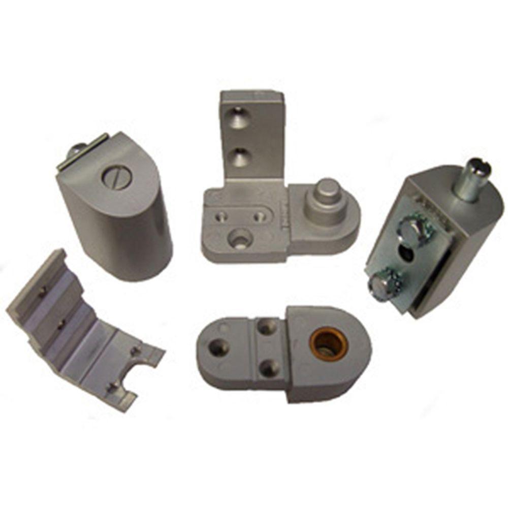 Global Door Controls Duronotic Pitco Style Left Hand Offset Pivot Global Sources INC TH1114KM-LH-DU