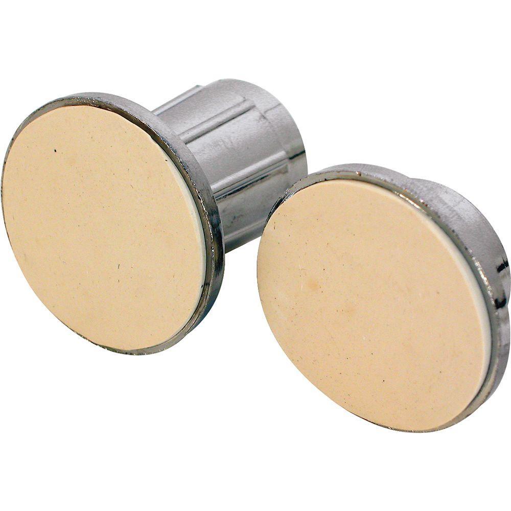 Shower Pole Sockets Aluminum