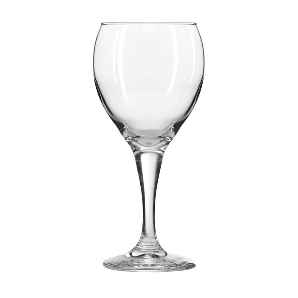 Libbey 10.75 oz. Clear Catawba Goblet Glass (Set of 12)